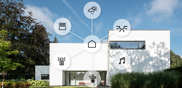 JUNG Smart Home Systeme bei Elektroservice Naaß in Eisenach